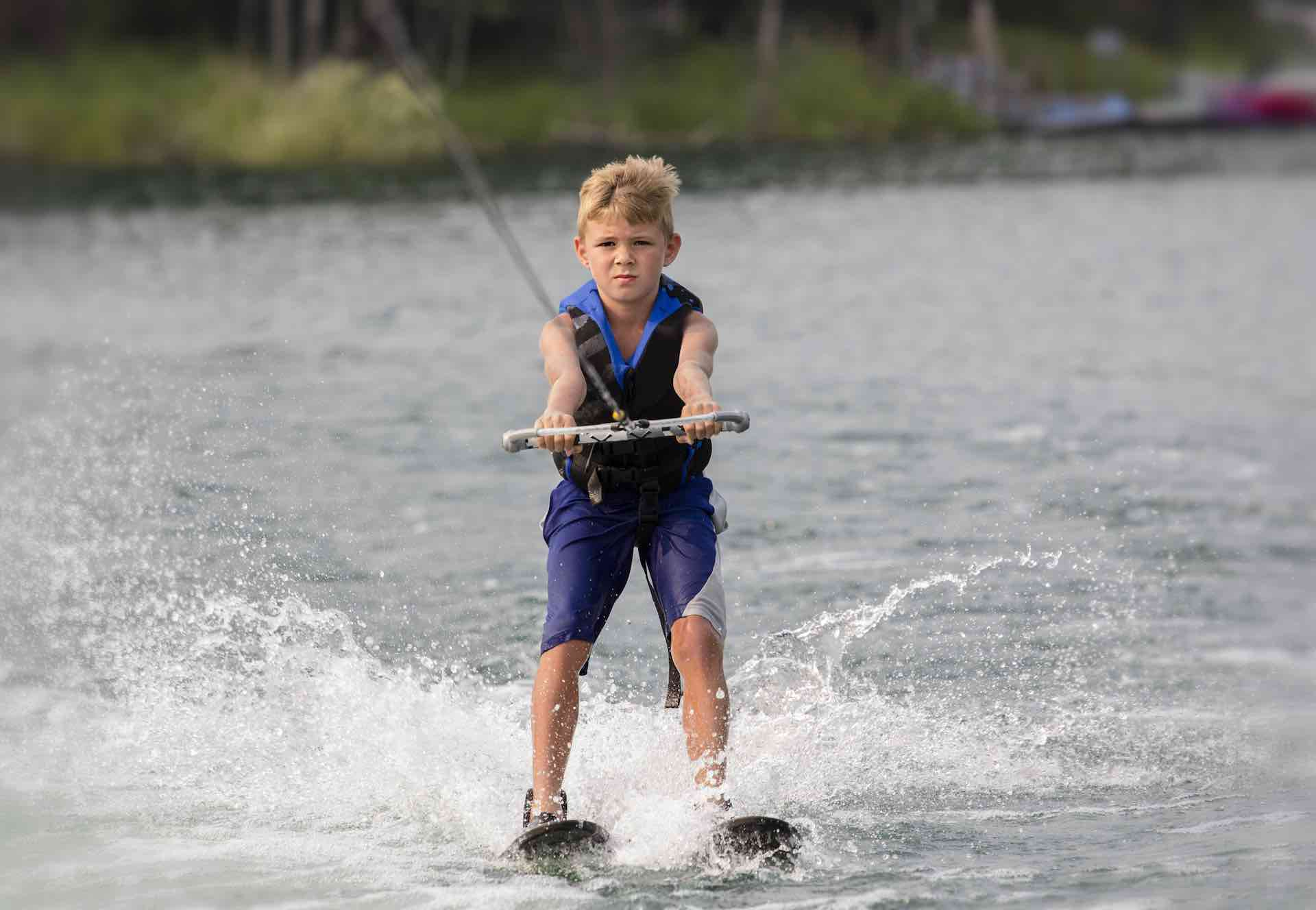 Book a lesson - Chase Watersports Centre