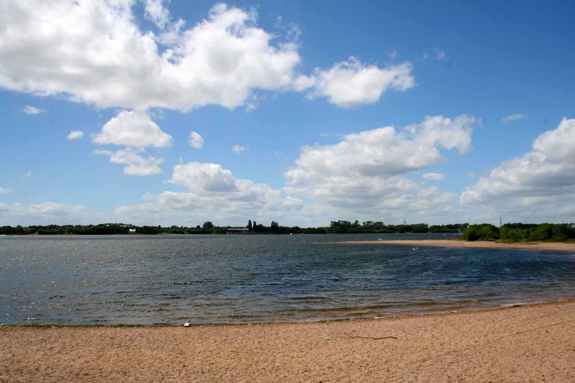 Chase Watersports Centre - Camping and Caravanning