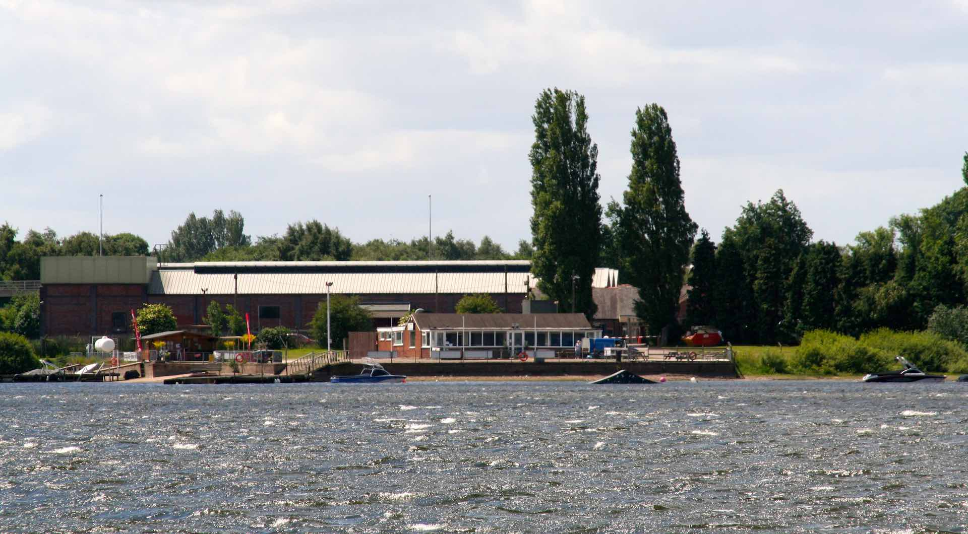 Chase Watersports Centre Clubhouse