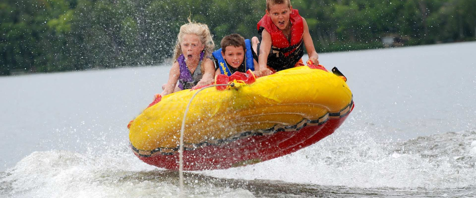 Lets Party - Chase Watersports Centre