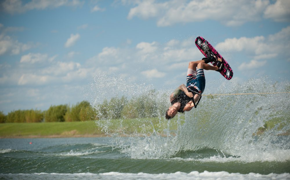 Trick Ski Chase Watersports Centre