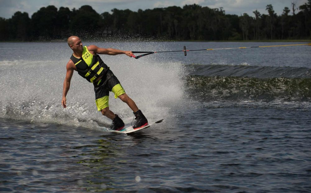 Water Skiing - Chase Watersports Centre